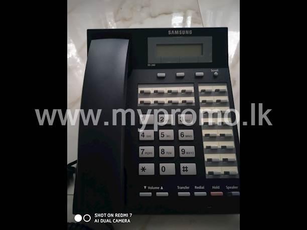 Samsung land phone