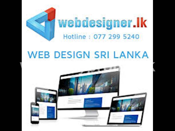 Wed Development and Web Services for Affordable price in Sri Lanka
