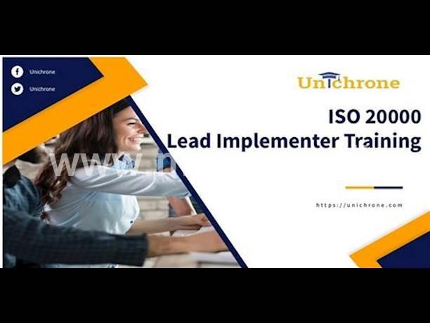 ISO 20000 Lead Implementer Training in Colombo Sri Lanka