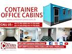 Container Office Cabins.