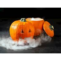 DRY ICE FOR HALLOWEEN PARTIES