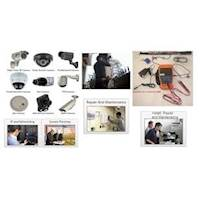 24 Hour service for CCTV /PABX Intercom/AC/ Finger access/ Electrical projects)Repair/Maintenance or any inquiry...