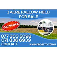 Land for Sale in Gampaha City