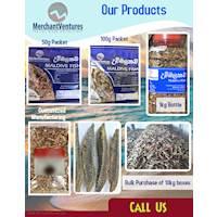 Maldive Fish Flakes and Bulk Pieces