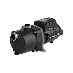 Grundfos Pressure/Transfer Pump System JPA Basic 4-54
