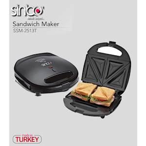 SINBO Sandwich Maker (SSM-2513T)