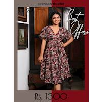 Buy Any of these favorite dress for Rs 1300