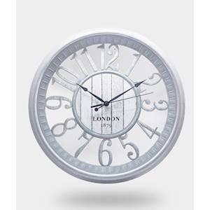 London Vintage- Wall Clock