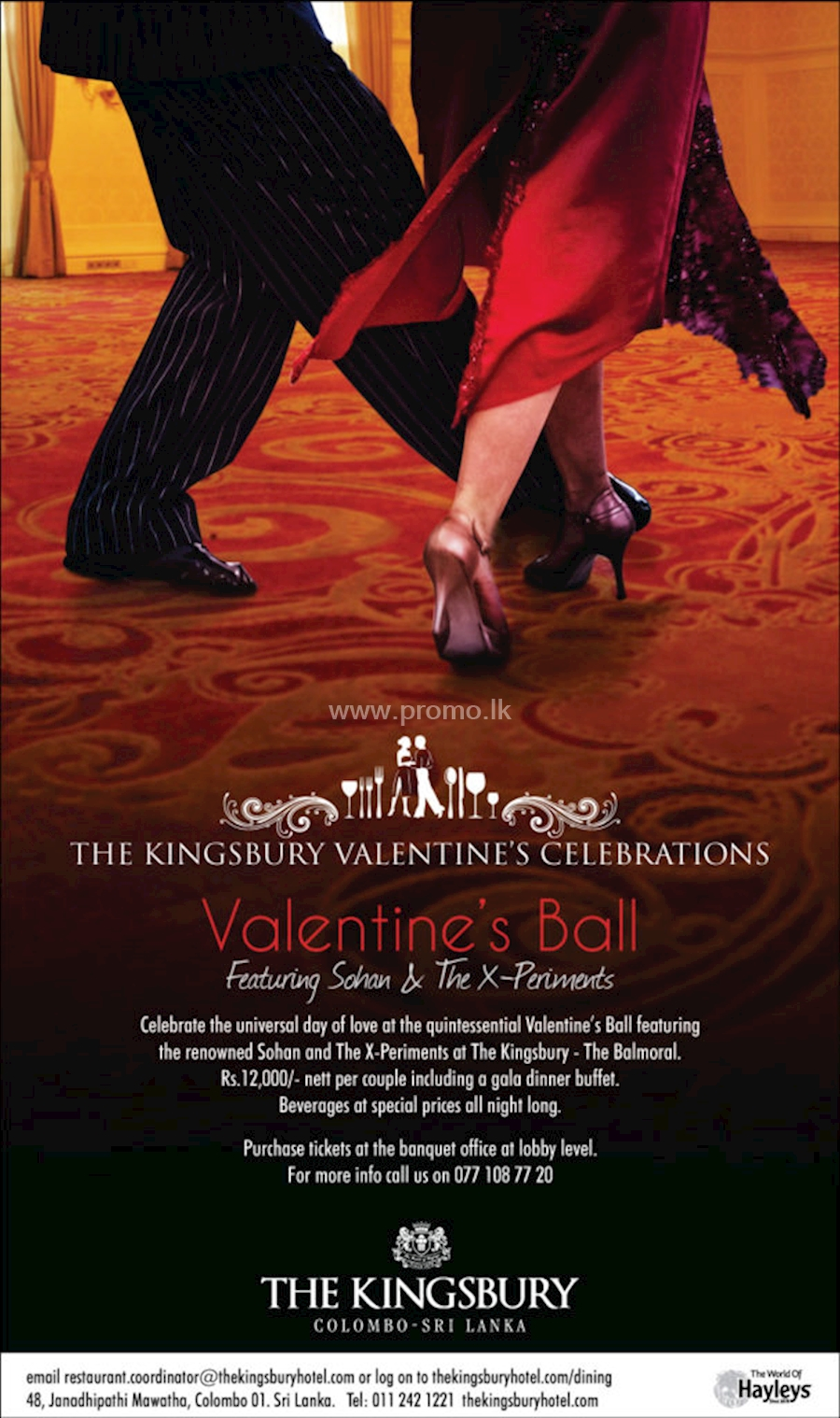 The Kingsbury Valentine's Celebration