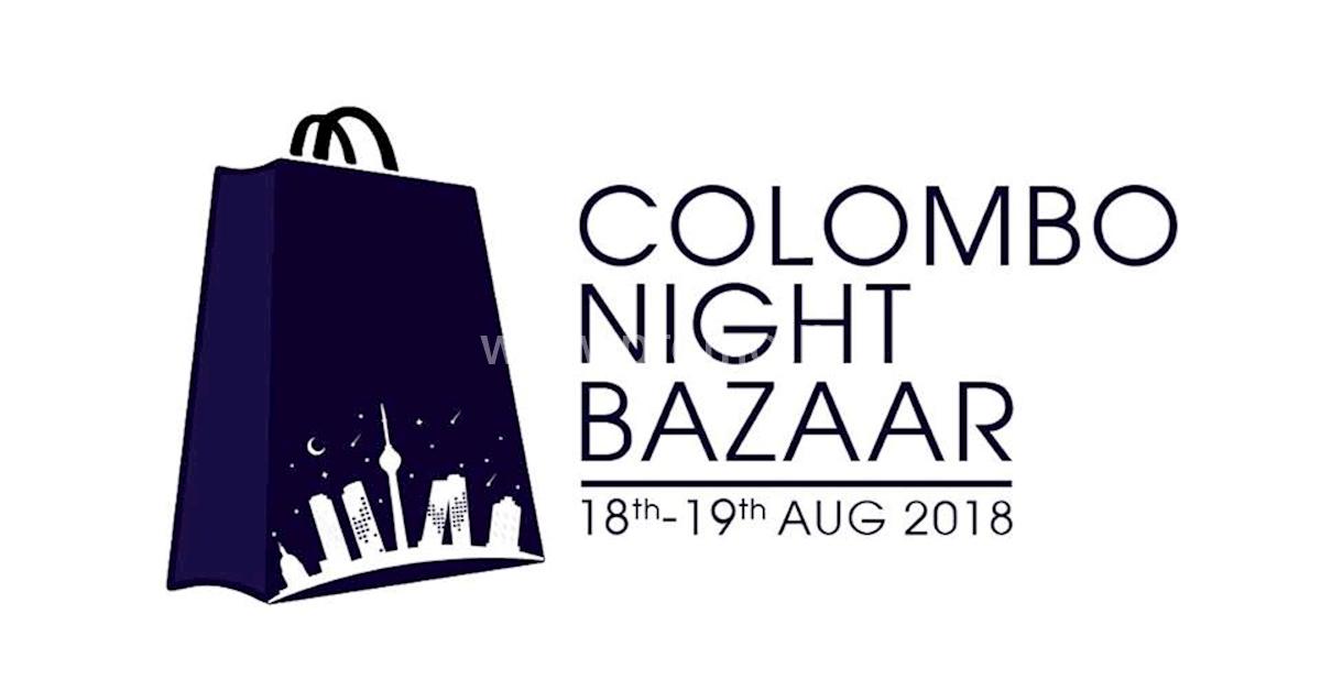 Colombo Night Bazaar