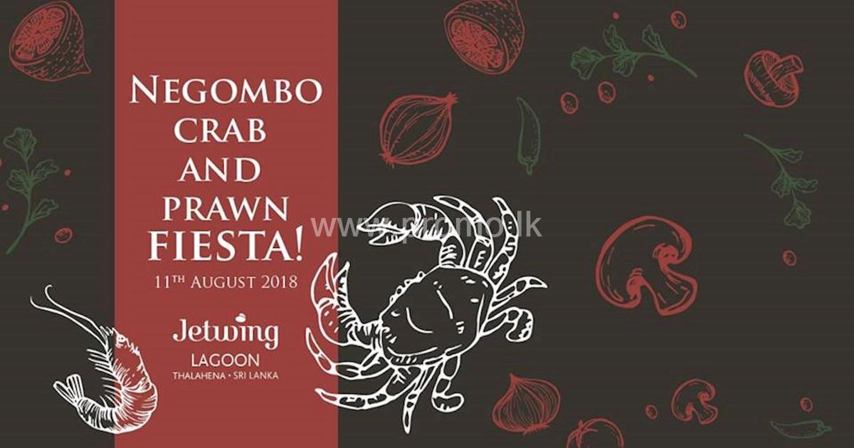 Negombo Crab and Prawn Fiesta