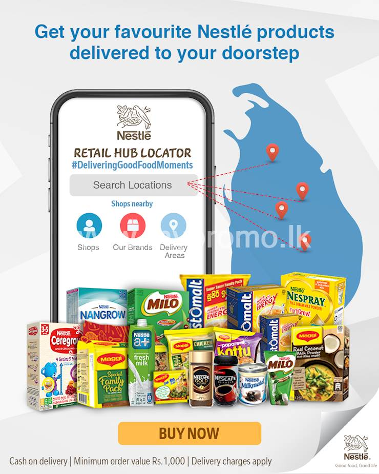 <p>you can get your favorite Nestl&eacute; products delivered to your doorstep through our Nestl&eacute; Retail Hub Locator? Ordering has never been this easy! Simply search for your location and place your order at the nearest outlet</p>