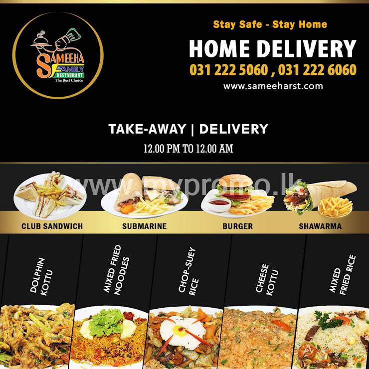 <p>We Are Open&nbsp;Now - Stay Safe - Stay Home<br />