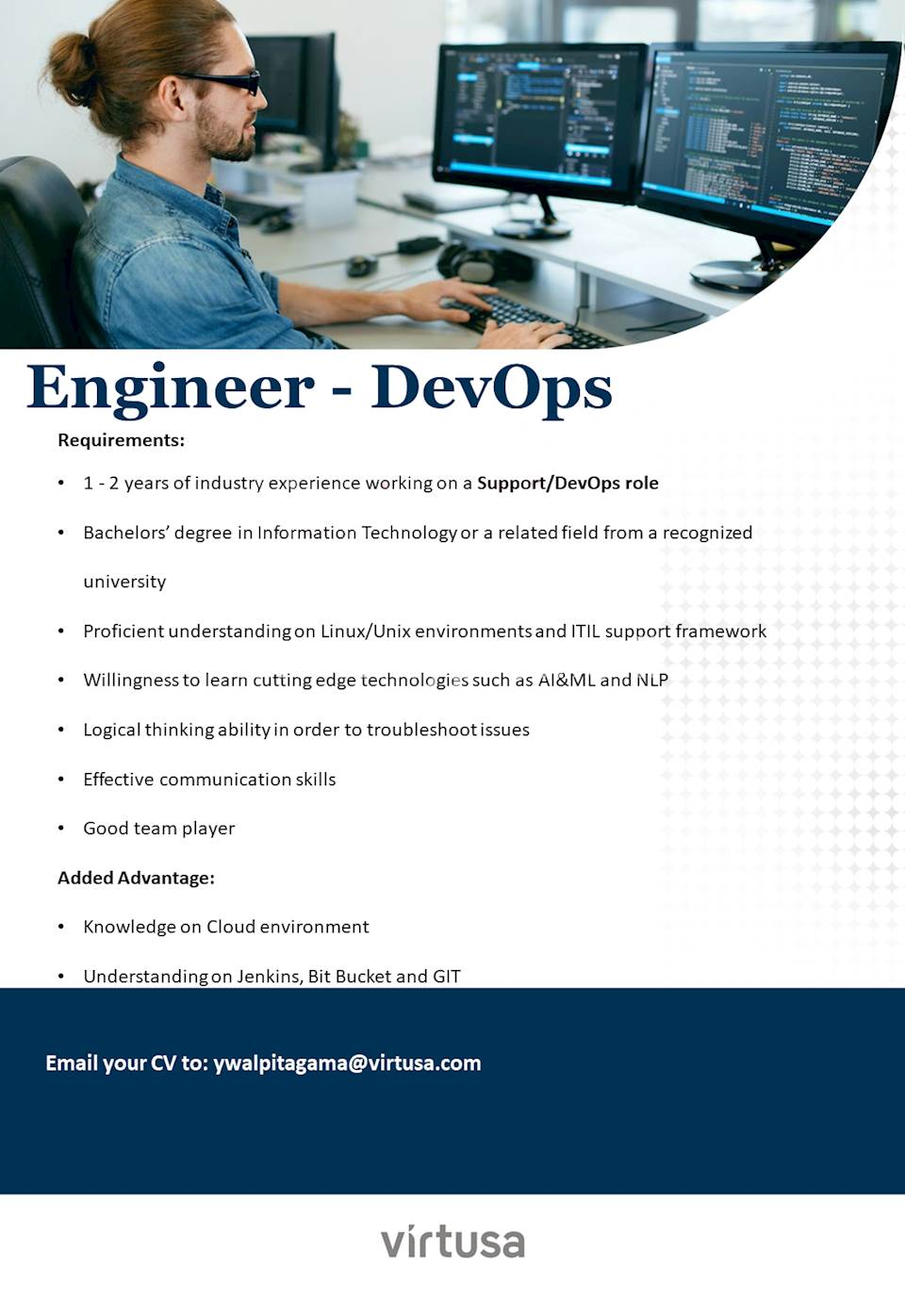 Engineer - DevOps