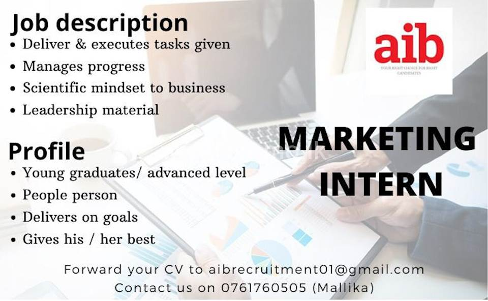 Marketing Intern