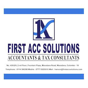 First Acc Solutions