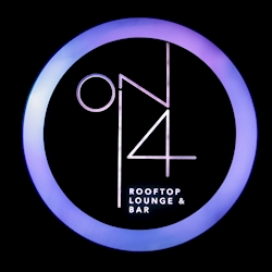 On 14 Rooftop Bar & lounge