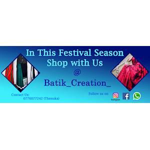 Batik Creation