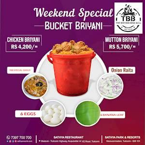 The Biryani Bhai & Co.