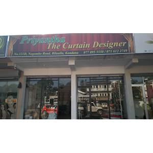 Priyantha Curtain Designer