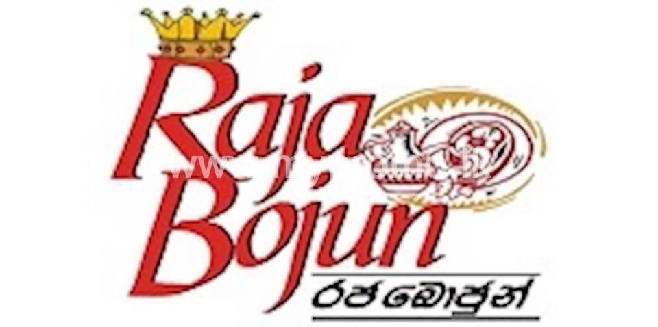 Get 20% discount for Buffet at Raja Bojun for HNB Credit Card