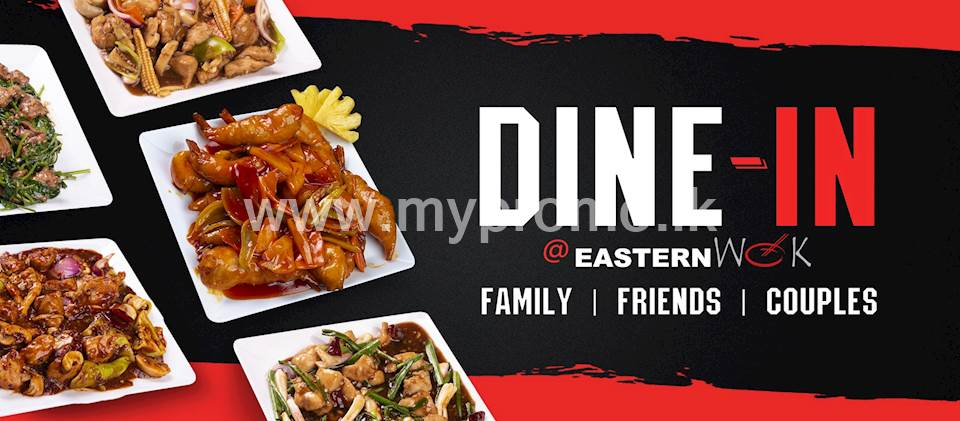 Enjoy 10% savings on food at Eastern Wok Restaurant with American Express