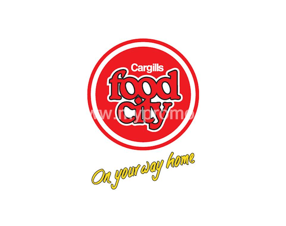 10% savings on total bill at Cargills Food City on DFCC Credit Cards