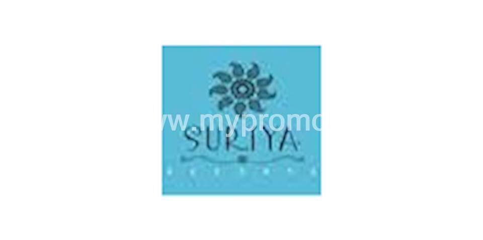 40% Off on regular rates at Suriya Resorts for HNB Credit Cards