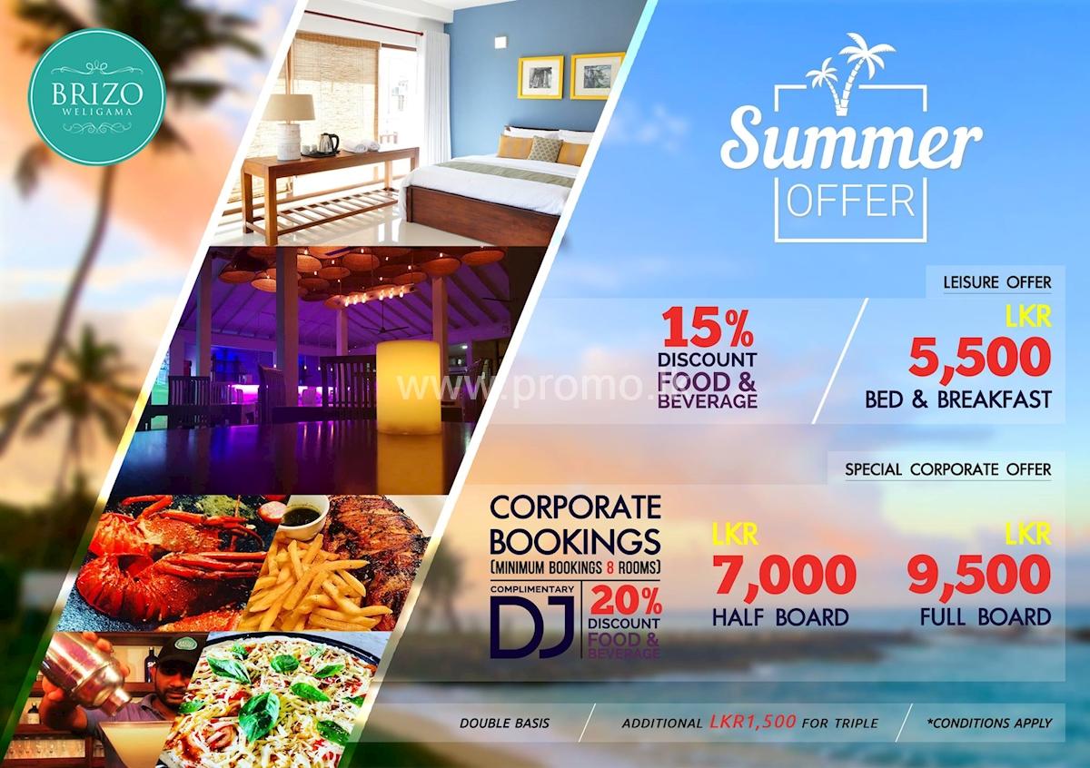Brizo Special Summer Offer