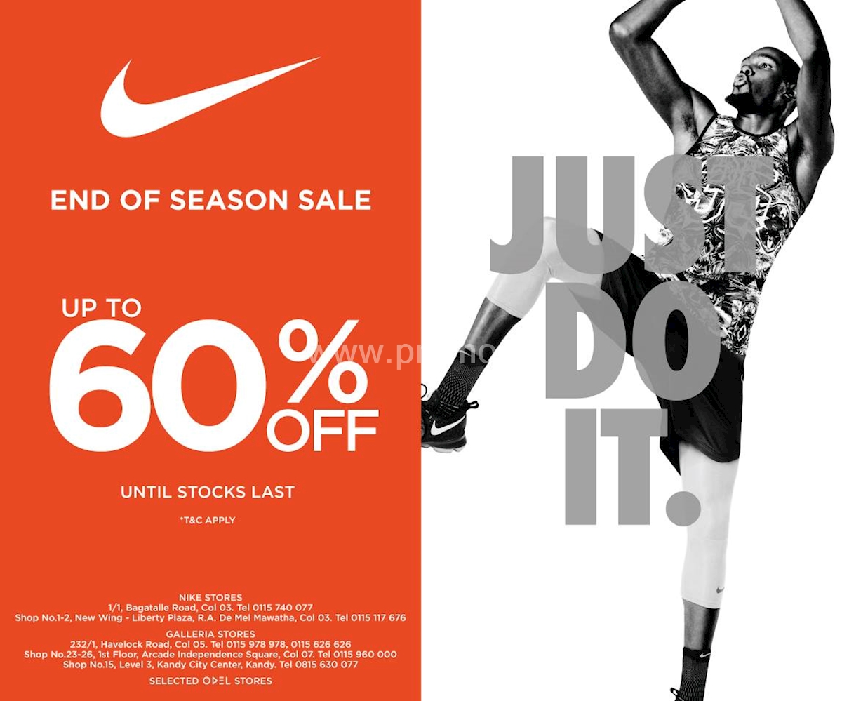 b20e5f3a5f1f Upto 60% Off on Nike Brands at Galleria