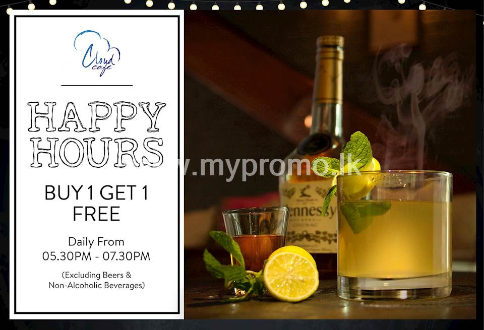 BUY 1 GET 1 FREE at Colombo Court Hotel & Spa