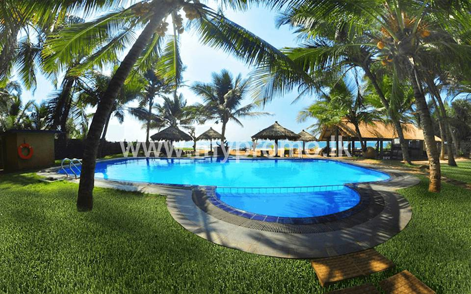 Get 50% off on room rates with your Seylan Credit/Debit Card at Joes Resorts, Bentota