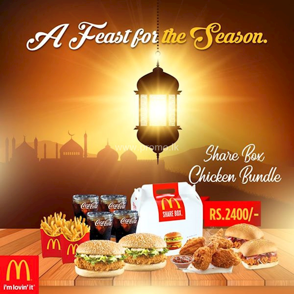 A Feast for the Season from McDonald's