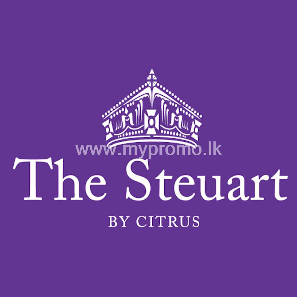 Enjoy up to 20% savings at The Steuart by Citrus with American Express