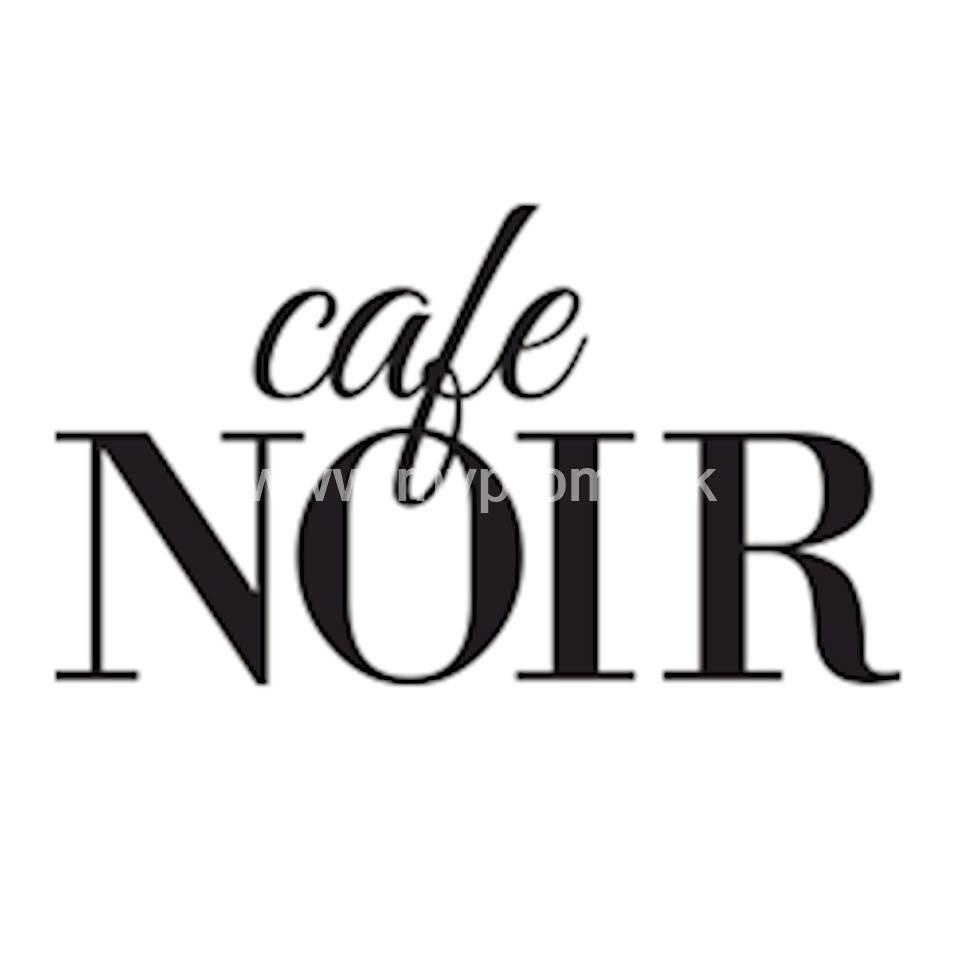 25% off on total bill on food at Cafe Noir for HNB Credit Cards
