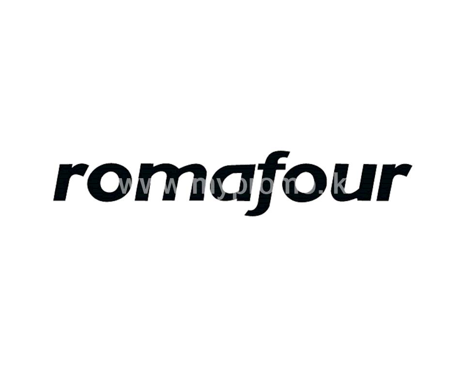 25% savings on Credit Cards and 15% savings on Debit Cards at Romafour