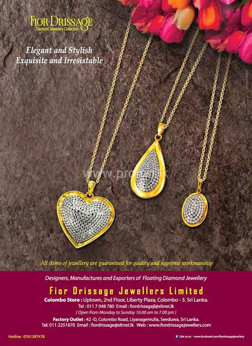 Special Avurudu Promotion at Fior Drissage Jewellery