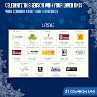 Celebrate with your loved ones for this festive season
