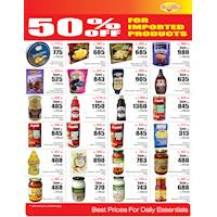 Up to 50% off on Imported Products at Cargills Food City – Page 16
