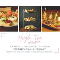 High Tea at Cafe 97