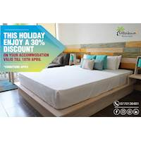 Flash Deal : Enjoy A 30% Discount On Your Accommodation!