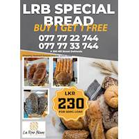 BUY 1 GET 1 FREE at La Rose Blanc