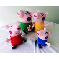 HANDMADE SOFT TOYS- Peppa Pig