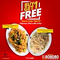 Save Rs. 570 + Free Delivery at Chinese Dragon Cafe!!