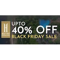 Black Friday Offer! | 40% Off at Heritance Kandalama