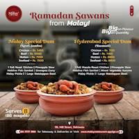 Ramadan Sawan from Malay