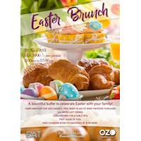 Easter Brunch at OZO Colombo
