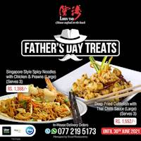Father's day treats at Loon Tao