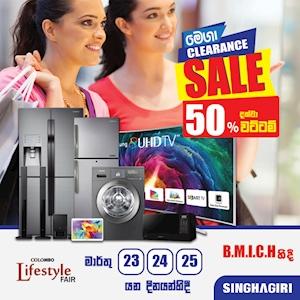 Singhagiri Mega Clearance Sale