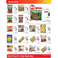 Up to 25% off on Grocery and Frozen Items at Cargills Food City – Page 3